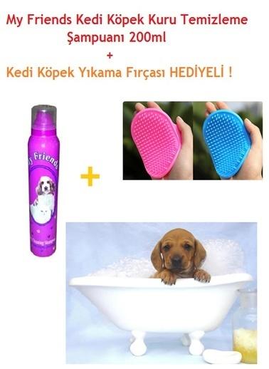 My Friend Kedi Köpek Kuru Temizleme Şampuanı 200ml-Practika